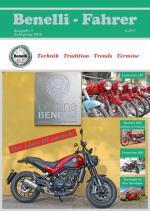 Zeitschrift Benelli-Fahrer