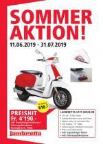 Lambretta Aktion 2019